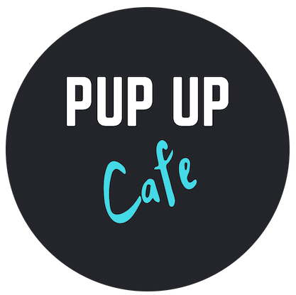 Pup Up Cafe Logo