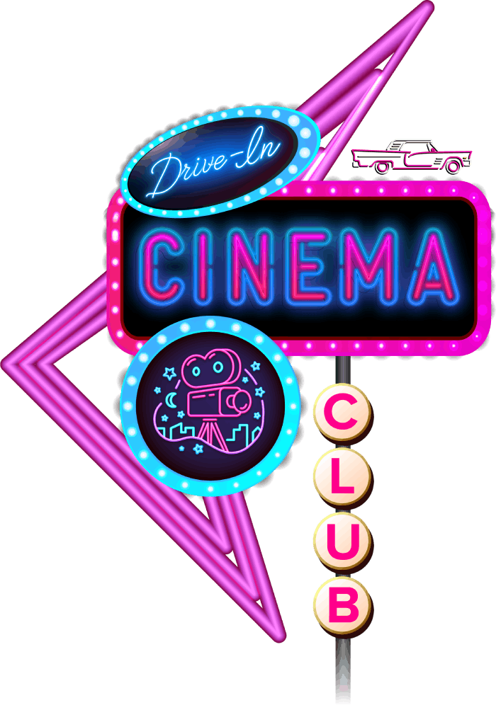Drive In Cinema Club Logo