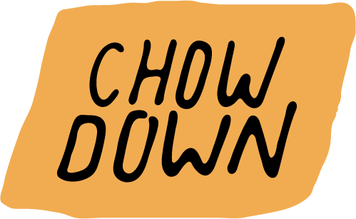 Chow Down Logo