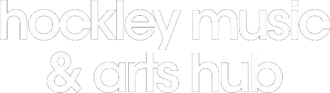 Hockley Music & Arts Hub Logo