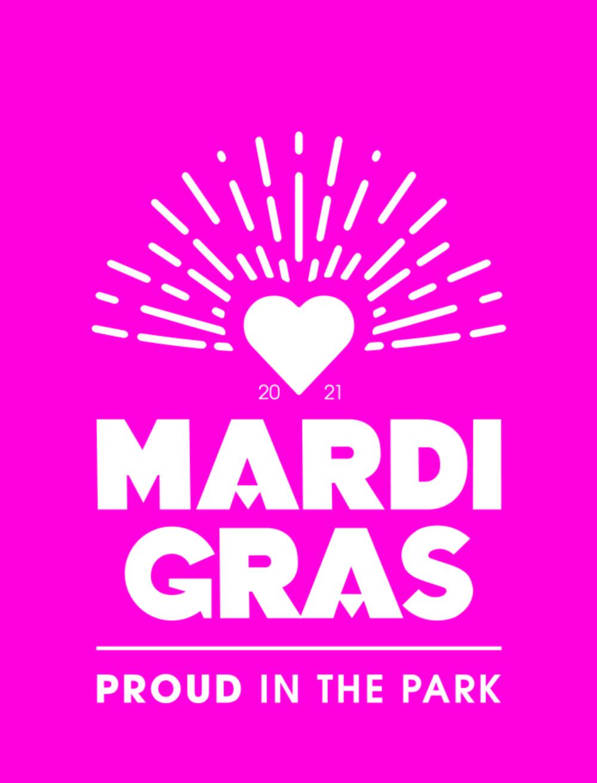 Mardi Gras Logo
