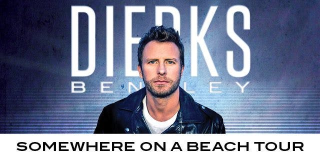 Dierks Bentley on CountryTickets.co.uk