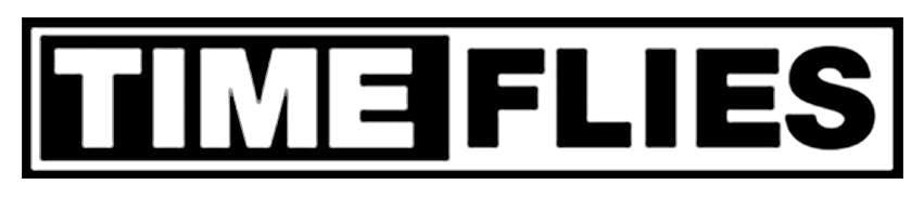 Time Flies Logo
