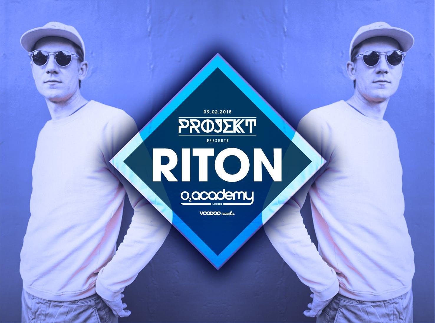 Projekt presents Riton