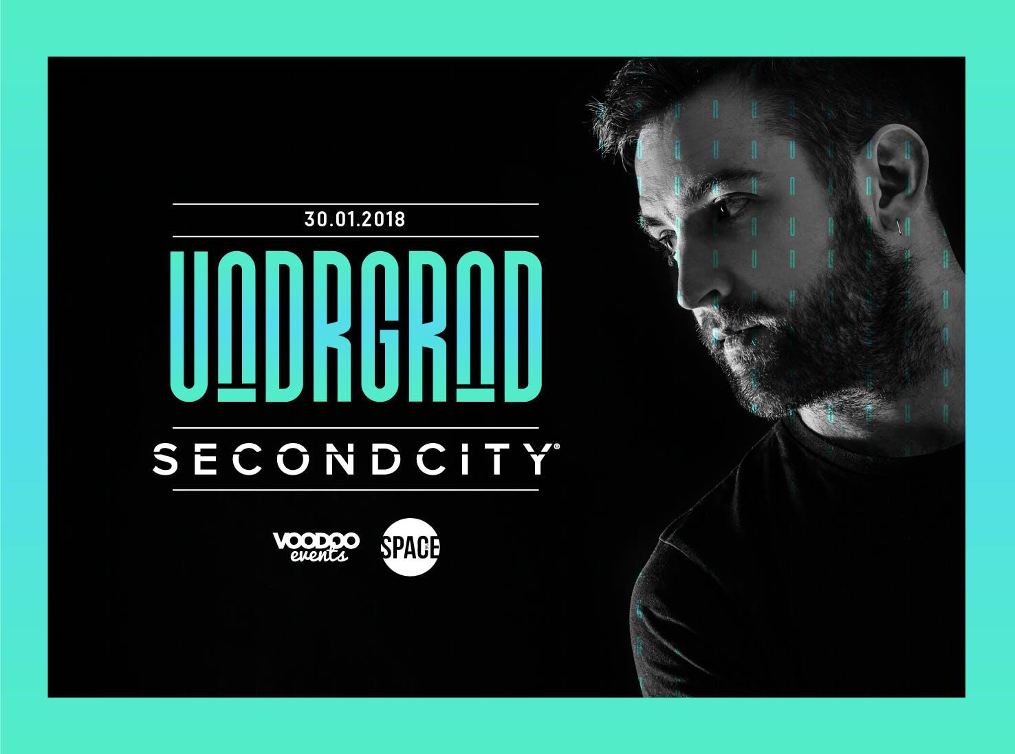 UNDERGROUND presents Secondcity