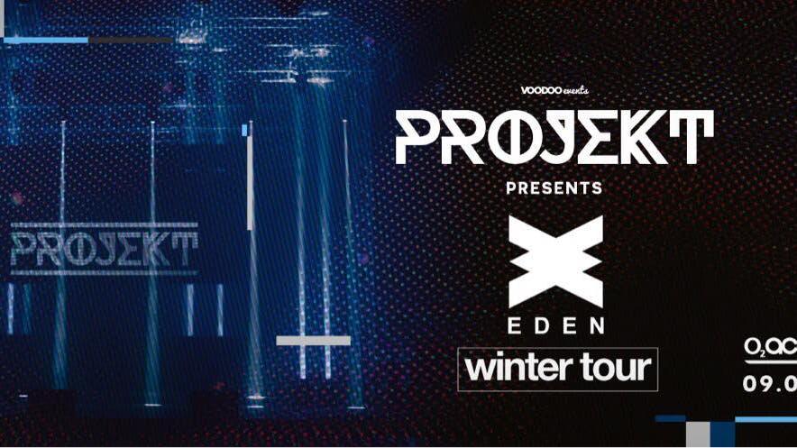 Projekt Leeds – EDEN Ibiza special! – 9/2/19
