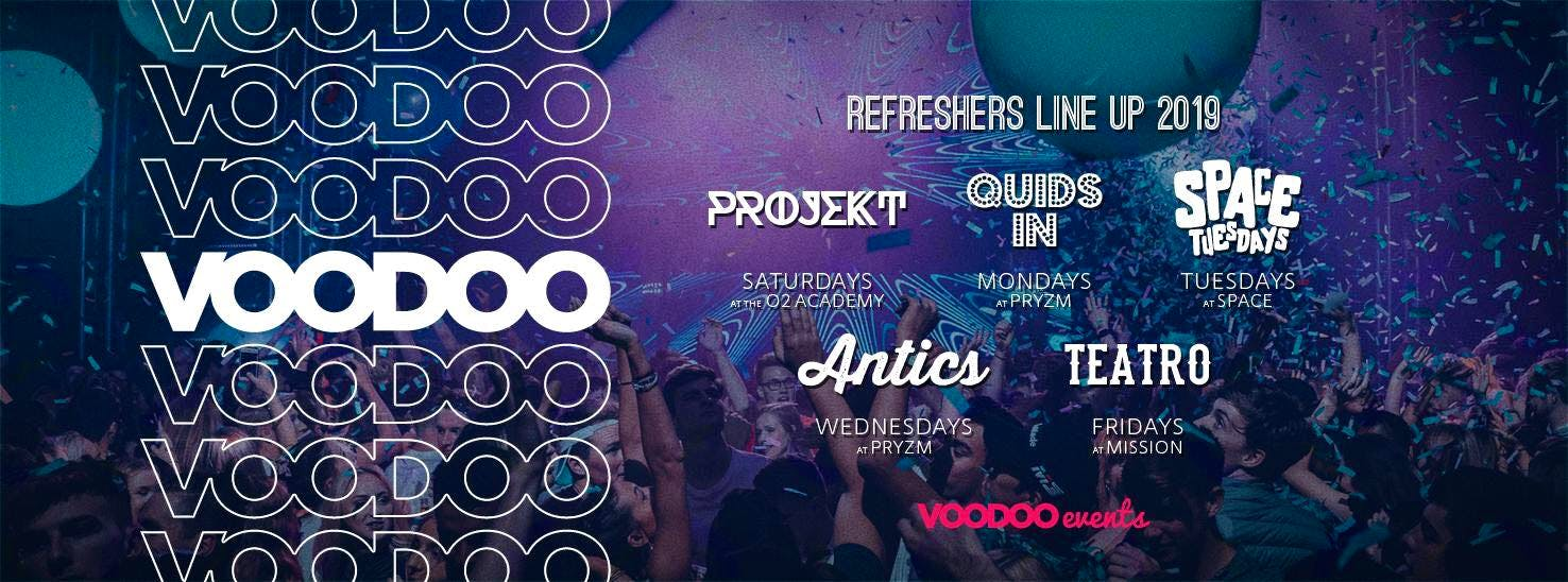 Refreshers 2019 tickets!