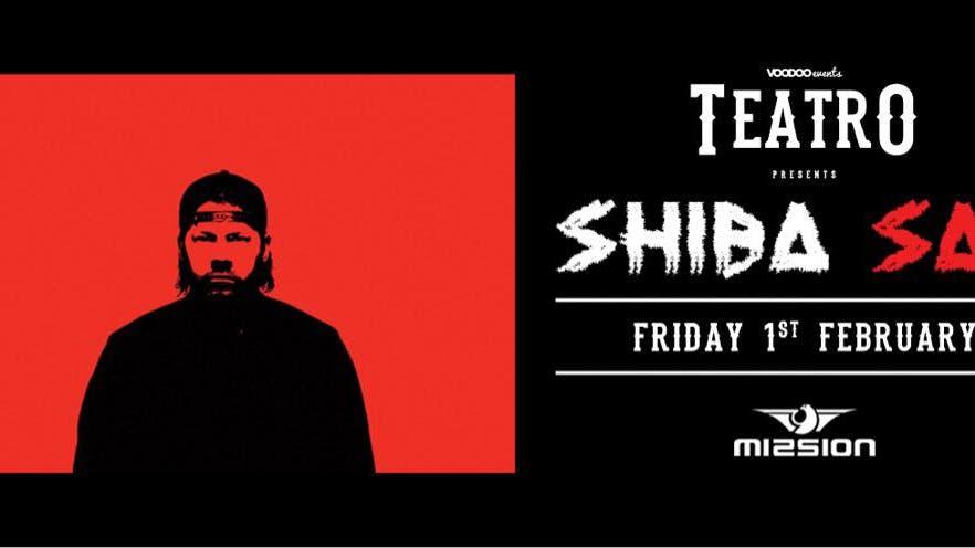 Shiba San @ Teatro – 1/2/19 – Mission Leeds