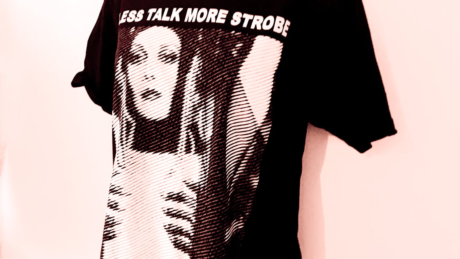 Limited Edition 'More Strobe' Tees Are Here.