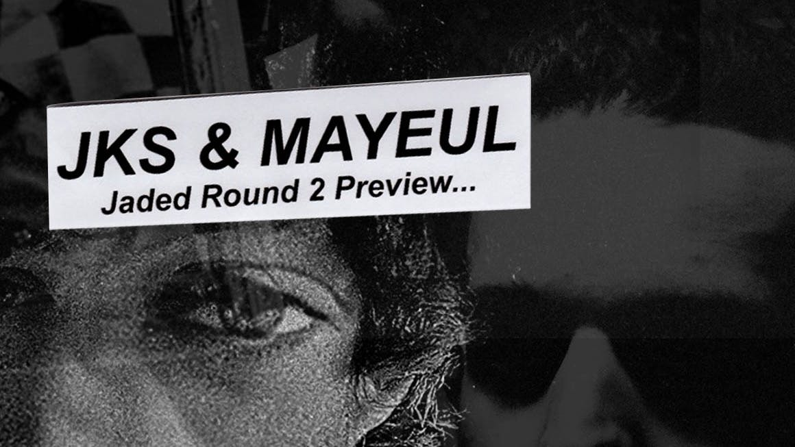 PREVIEW: JKS & MAYEUL'S RAVE TECHNO REVENGE THIS SUNDAY.