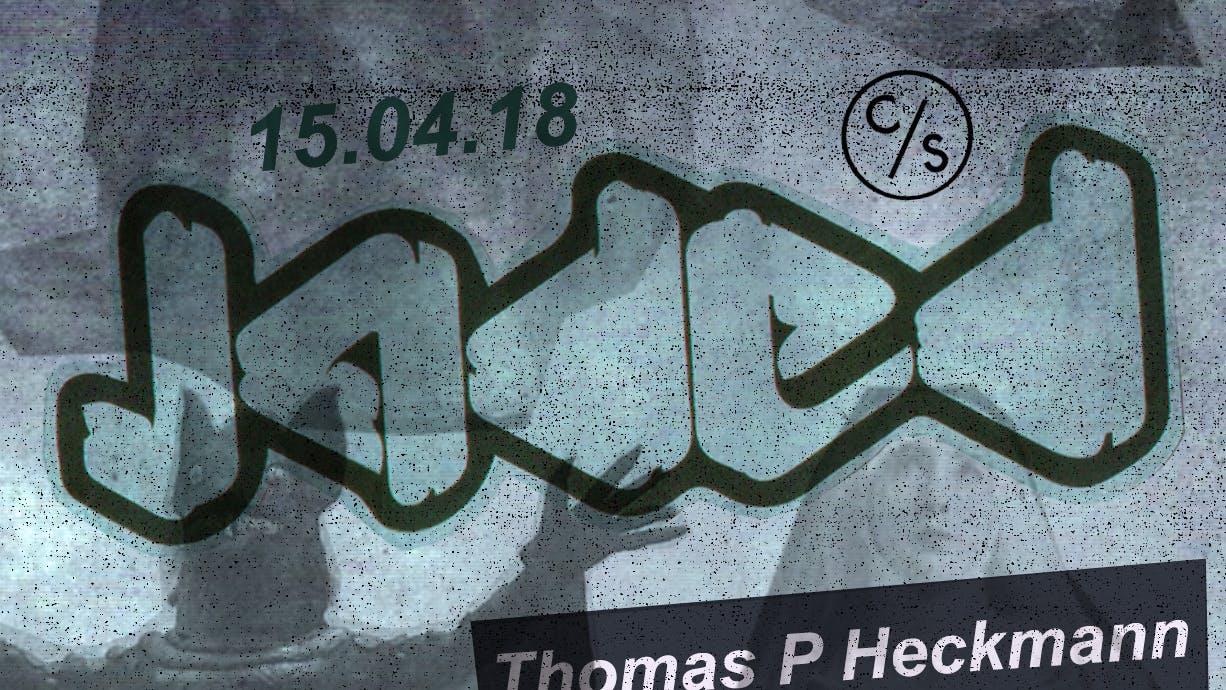 Warning: Thomas P Heckmann Returns to London Sunday 15th April.