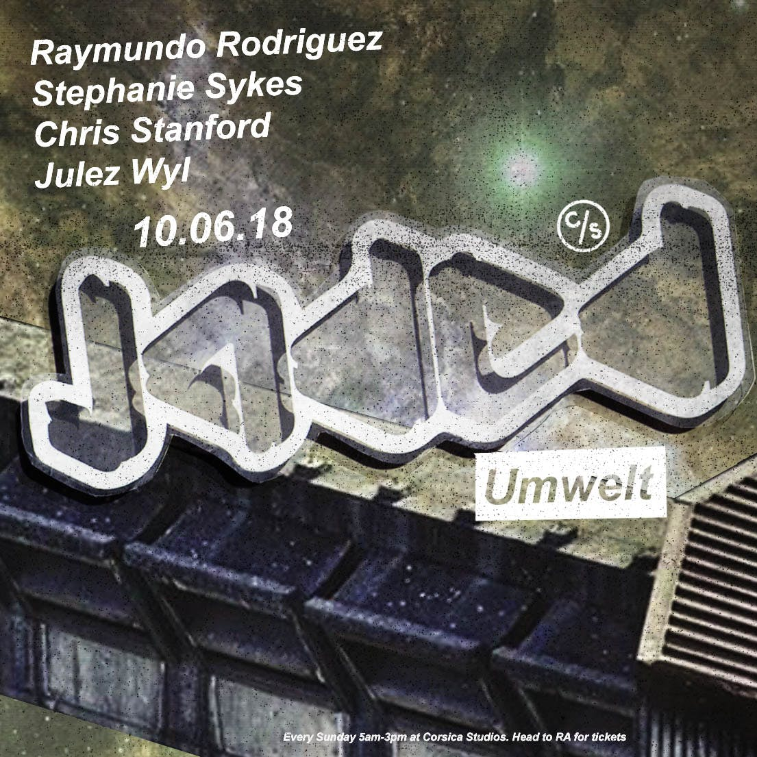 Umwelt Announced for Jaded Summer '18