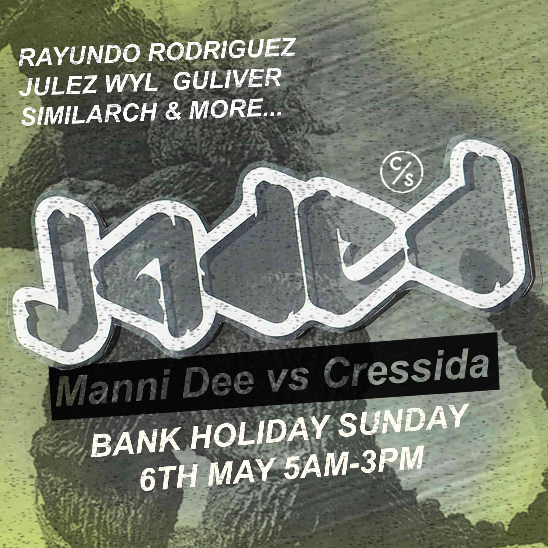 Bank Holiday Apocalypse: Manni Dee Vs Cressida