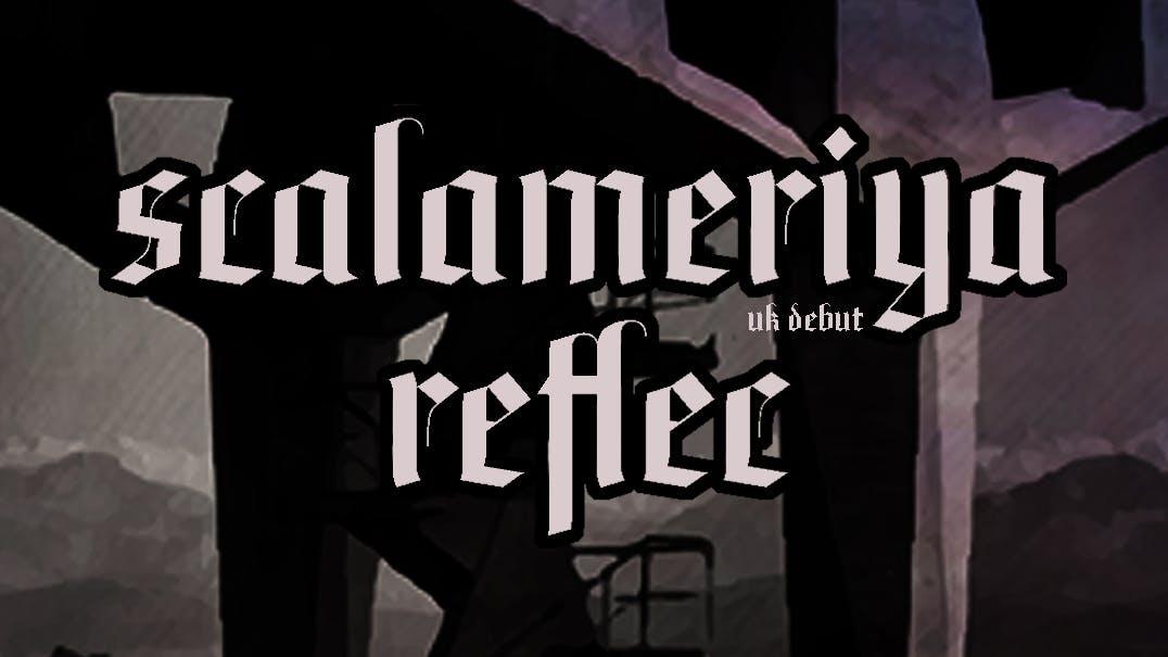 Warning: Scalameriya Makes His UK Debut On Sunday 2nd September