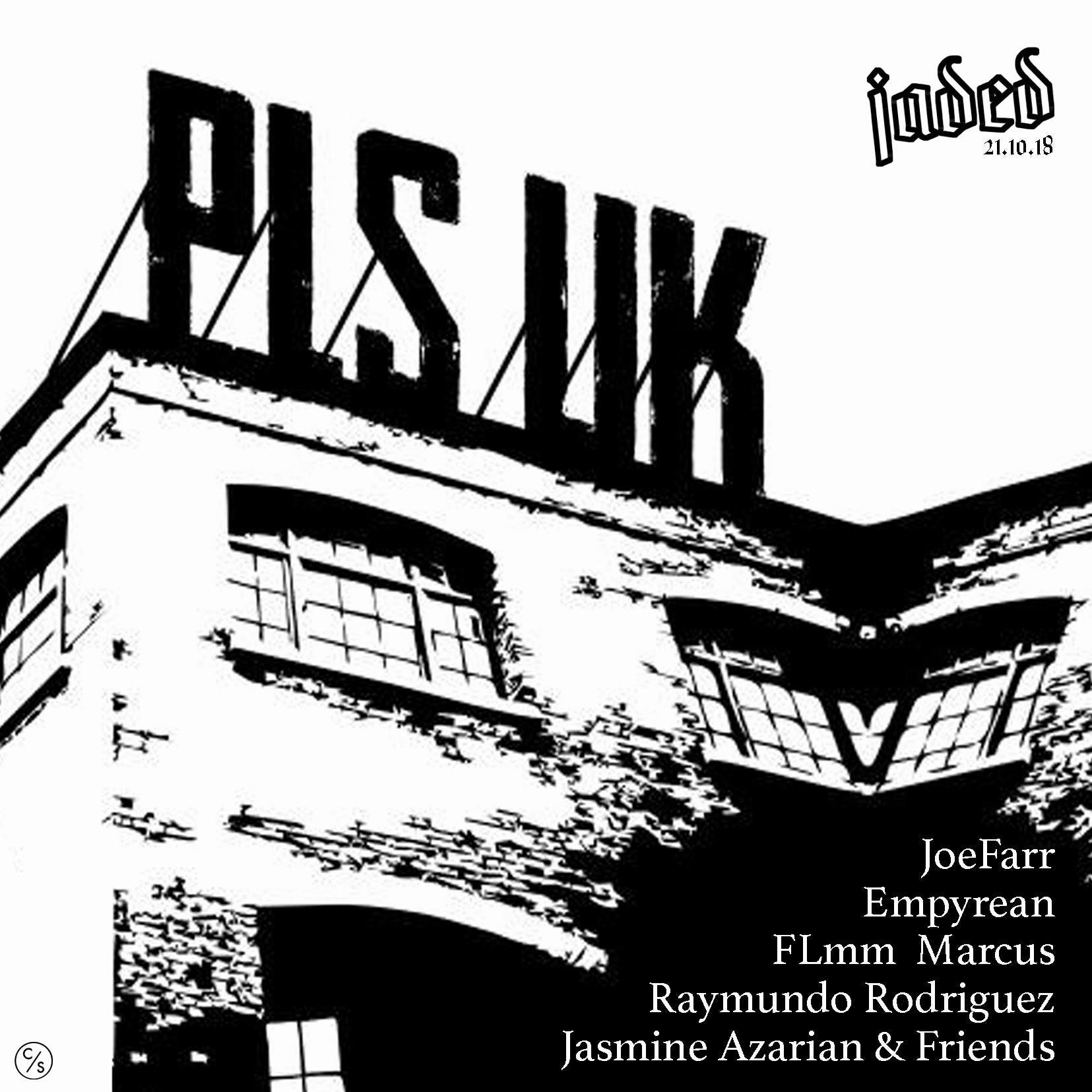 PLS.UK with JoeFarr & Marcus Announced