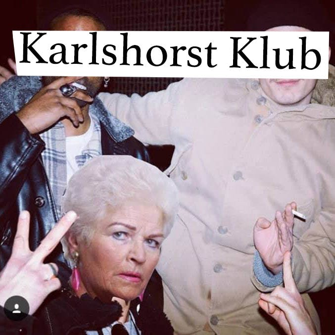 Choose Your Weapons: Karlshorst Klub
