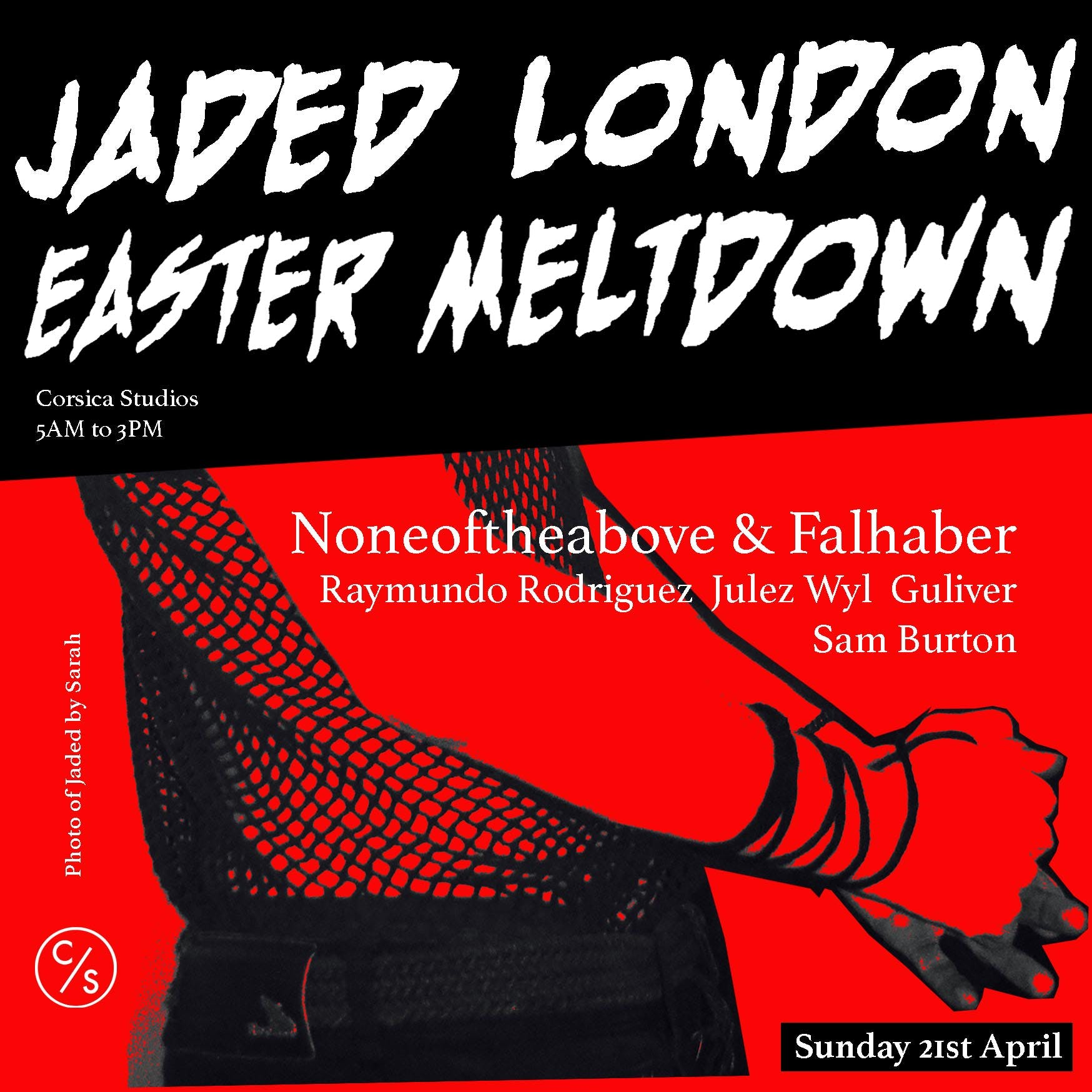Easter Debut Warning: Noneoftheabove & Falhaber.