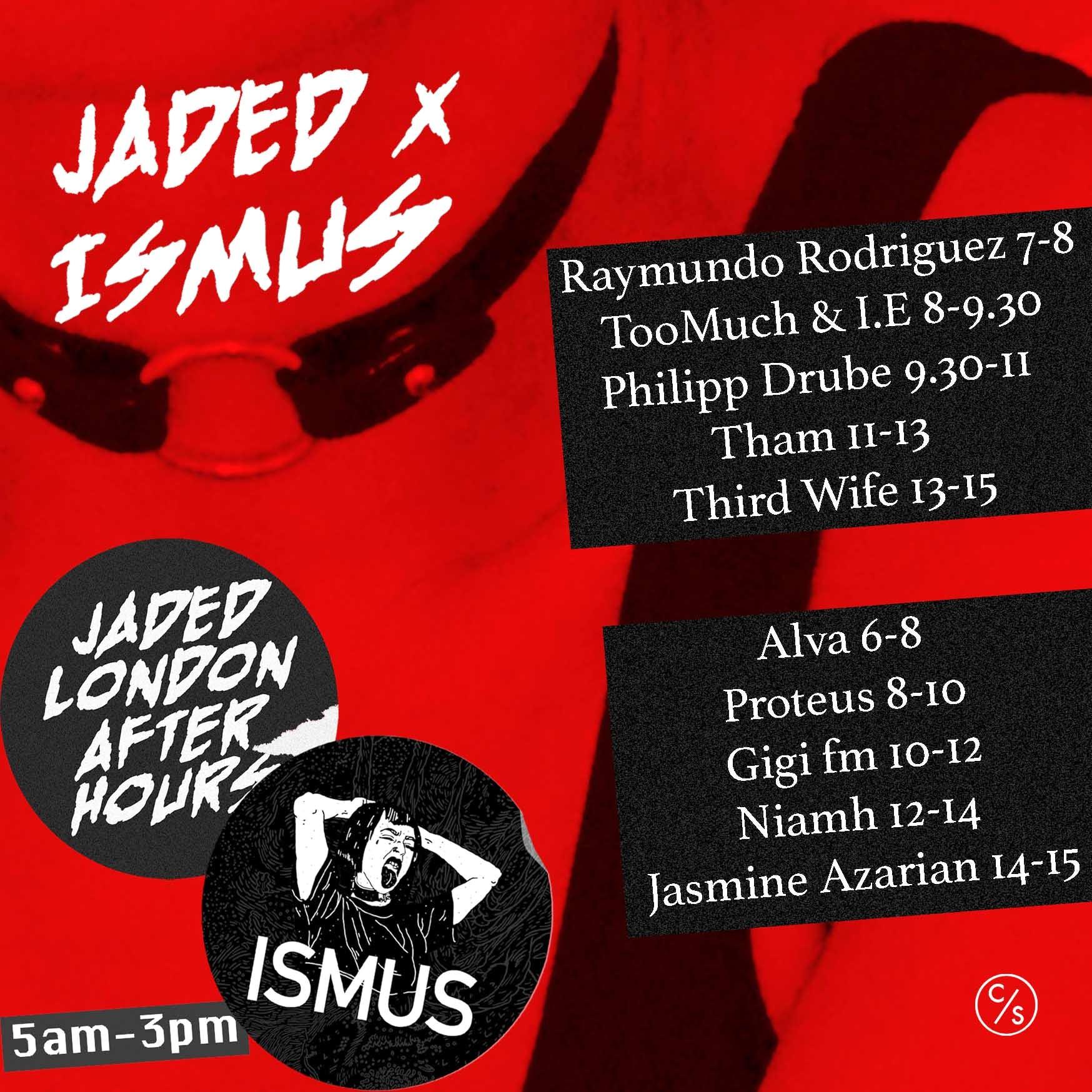 Warning: Ismus Invasion.