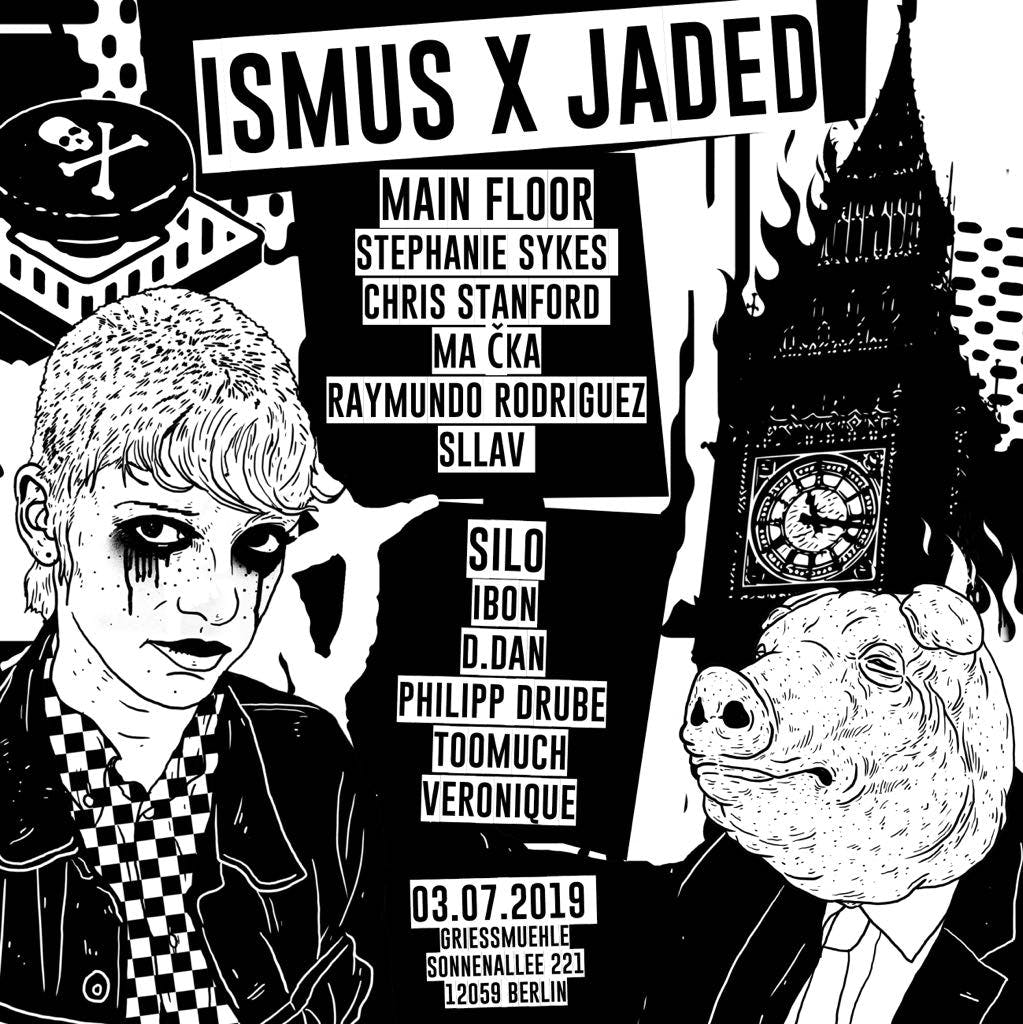 Warning: Ismus x Jaded at Griessmuehle