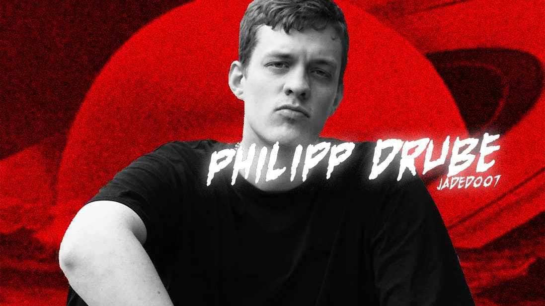 Disruptor 007 is Philipp Drube.