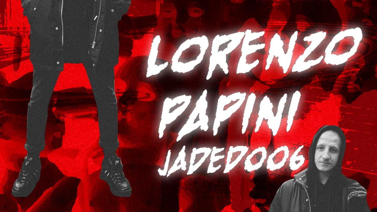 JADED: DISRUPTORS 06 – LORENZO PAPINI.