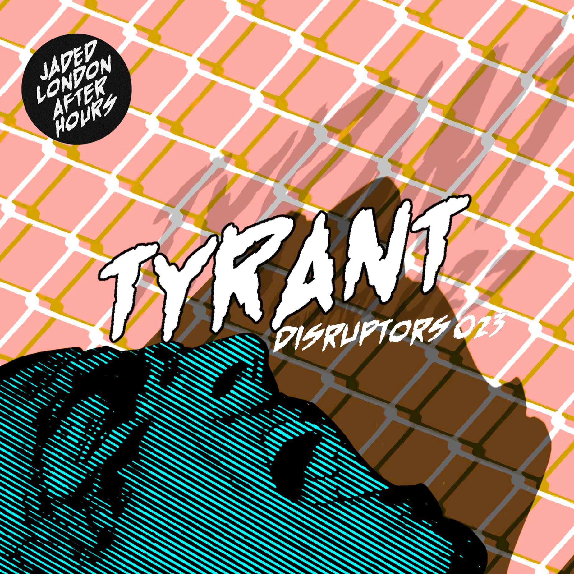 Disruptor 023 Tyrant Explodes Us Into 2020.