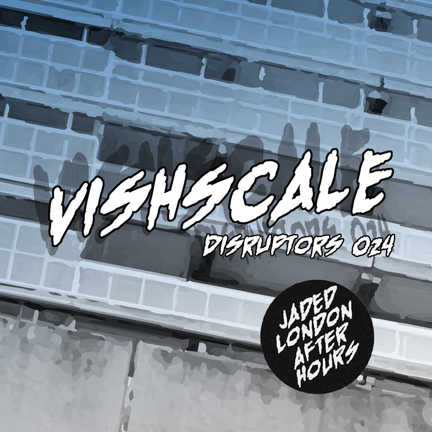 Disruptor 024: Vishscale on how boxing and film influence his art.