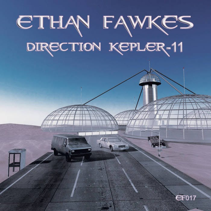 Review: Ethan Fawkes – Direction Kepler-11