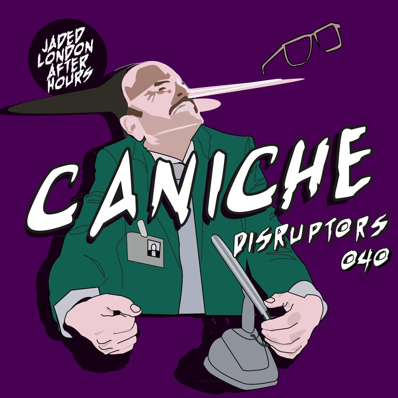 Disruptor 040 is Caniche