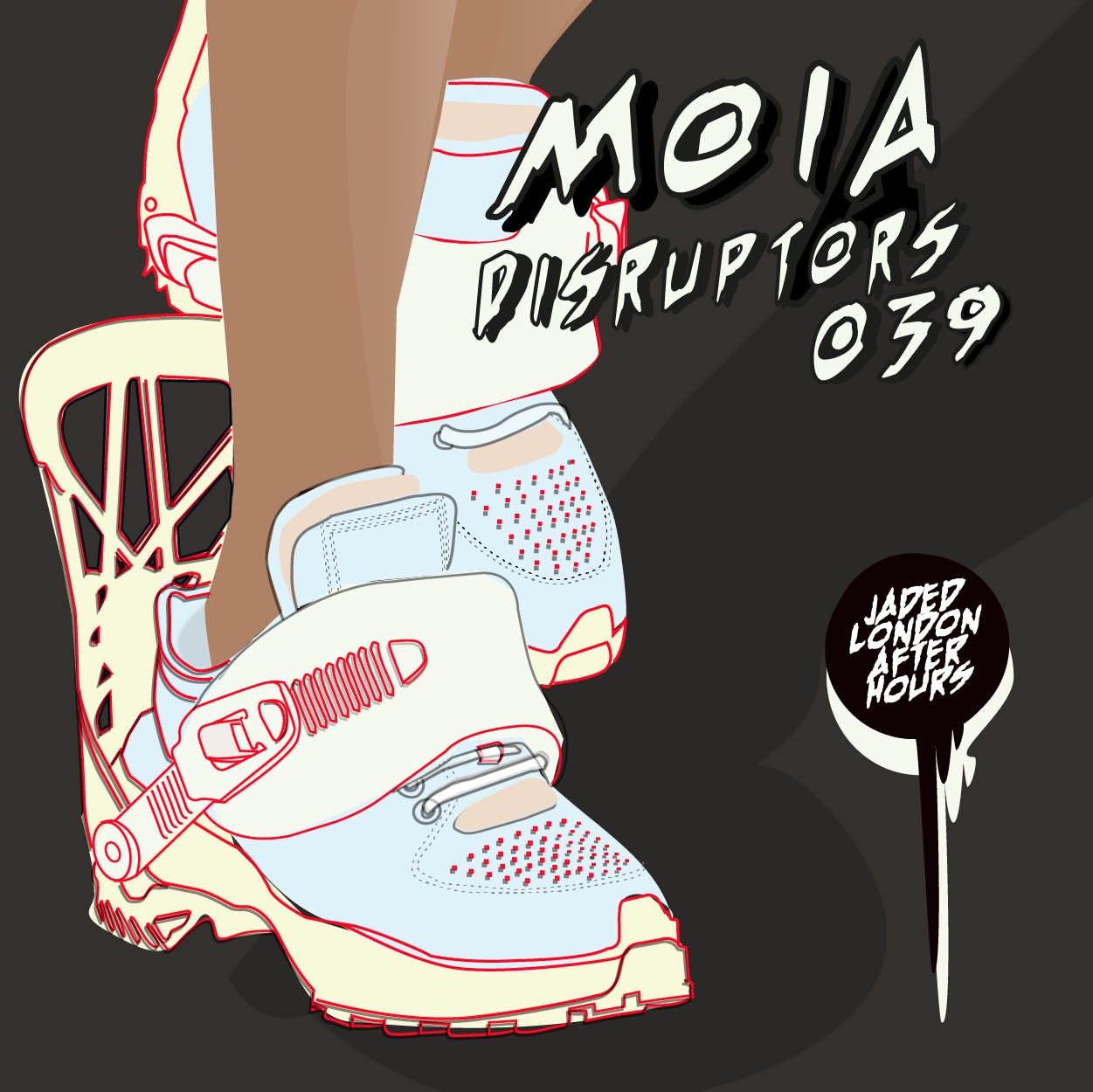 Disruptor 039 is Moia
