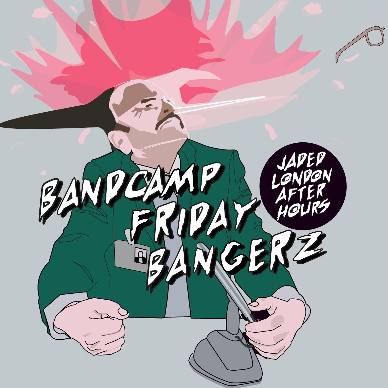 Bandcamp Friday Bangerz: 02/10