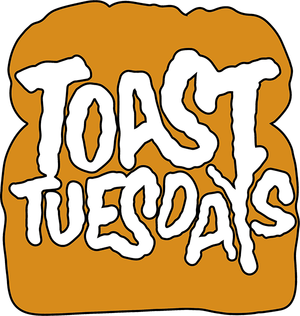 Toast Tuesdays Logo