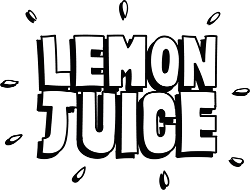 Lemon juice Logo