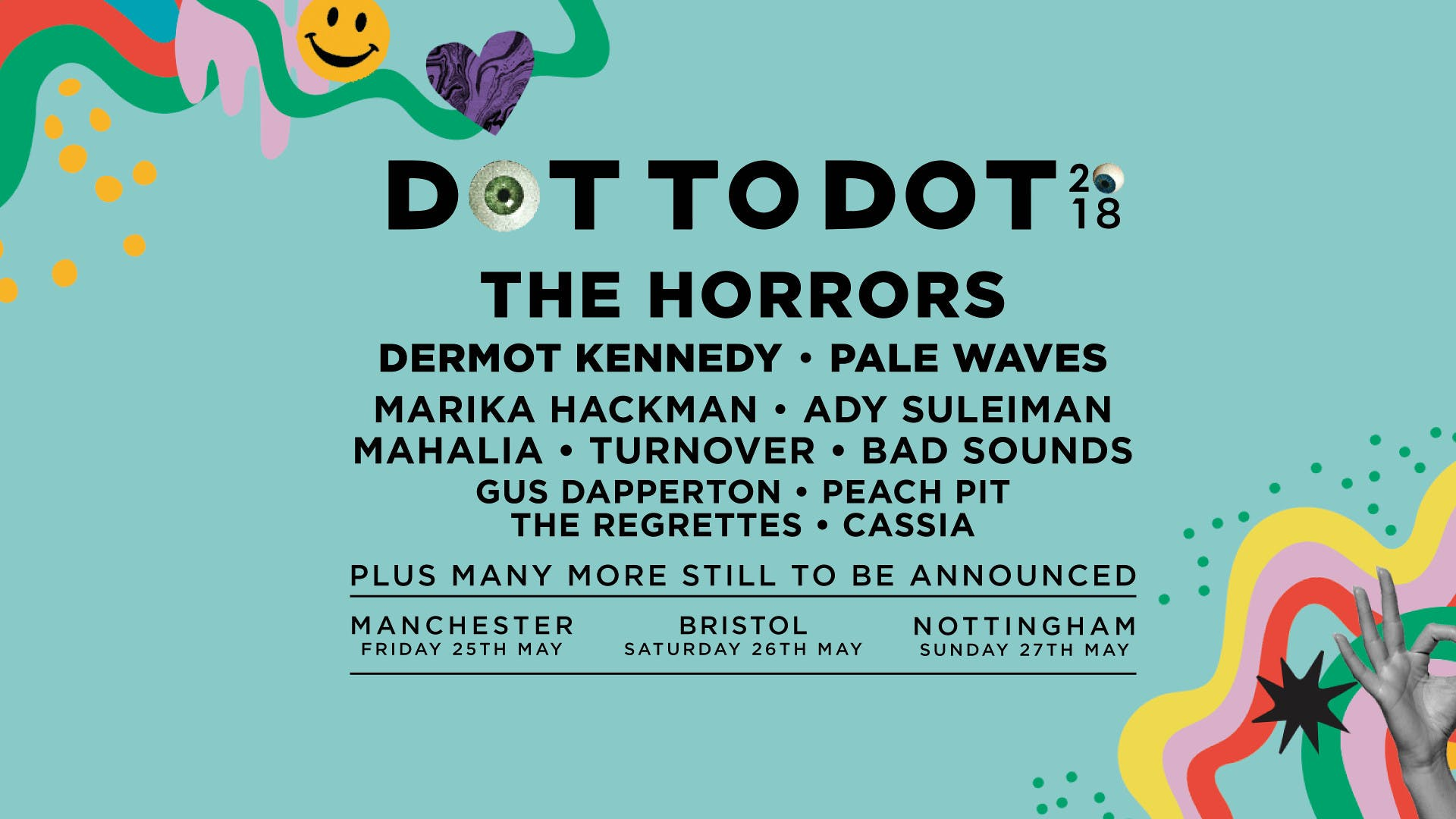 PREVIEW: DOT TO DOT FESTIVAL