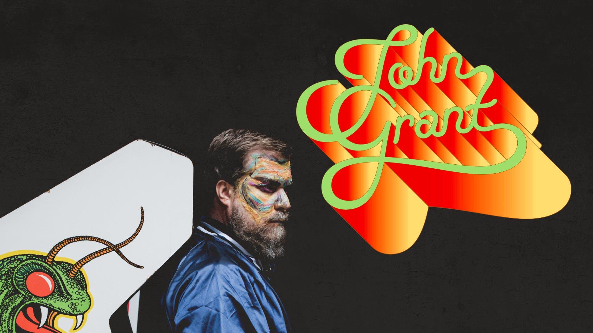 NEW MUSIC: JOHN GRANT