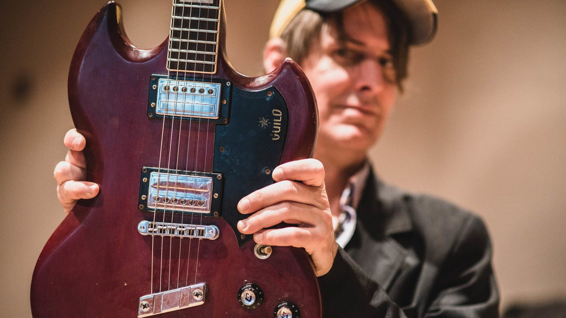 PROFILE: STEPHEN MALKMUS