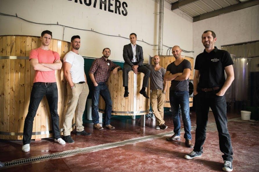 Profile: 7Brothers @ Oktoberfestival