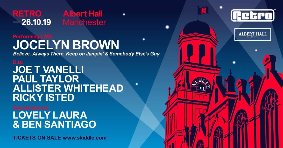 Home - Albert Hall Manchester