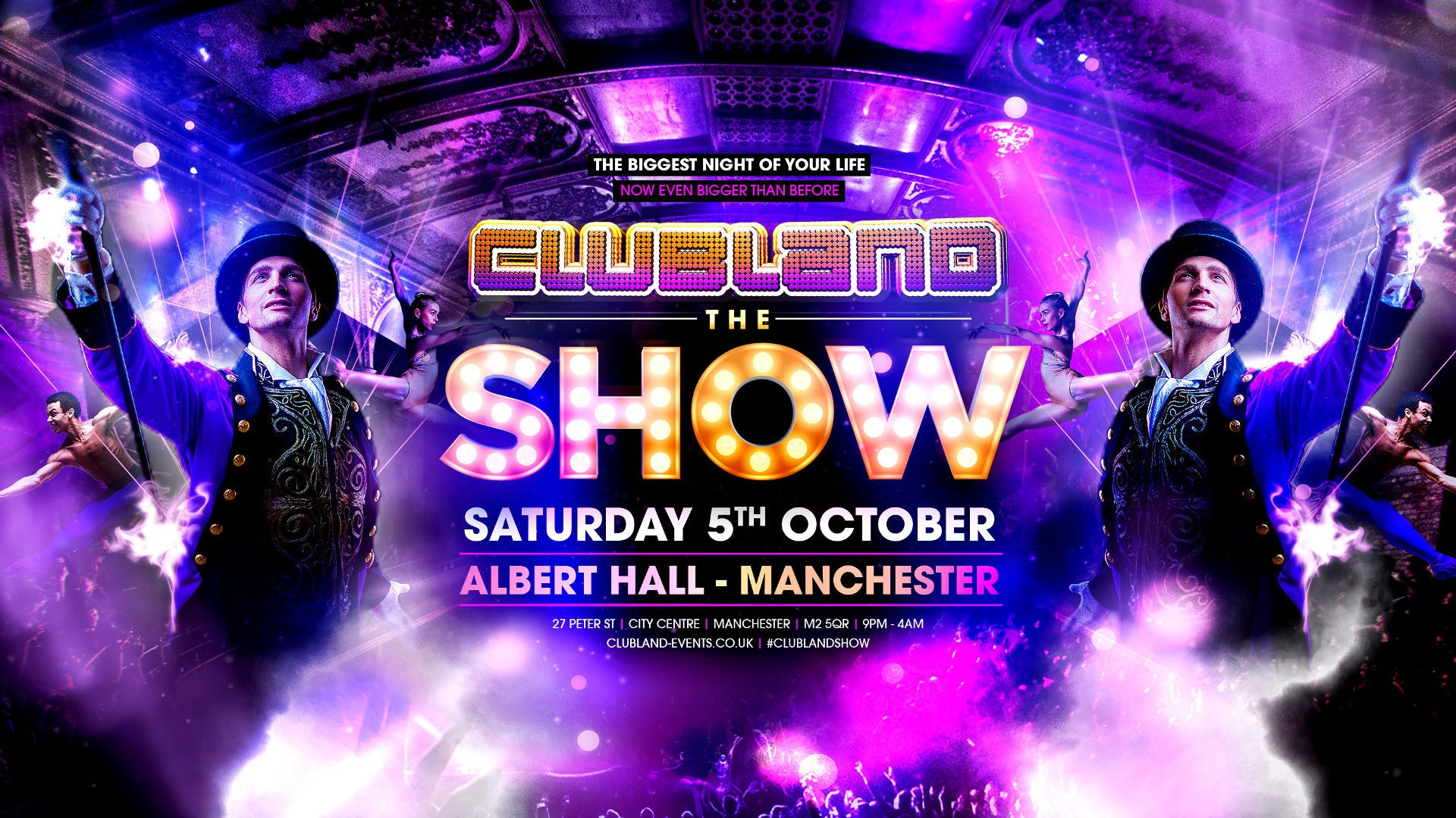 Clubland Live: The Show