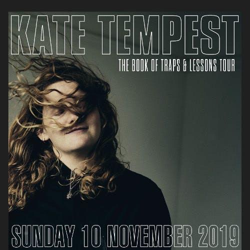 Kate Tempest - Albert Hall Manchester