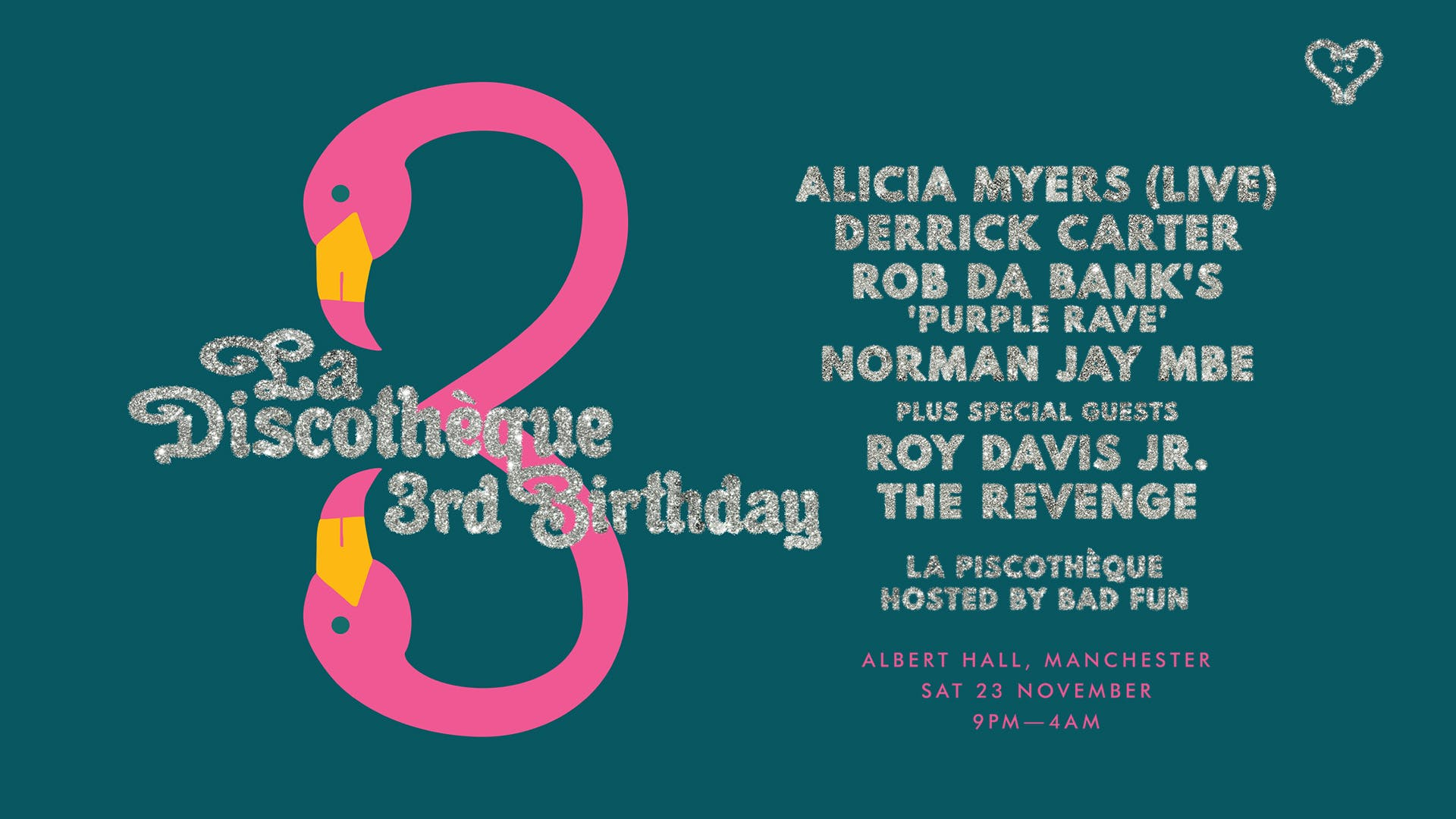 La Discotheque 3rd Birthday