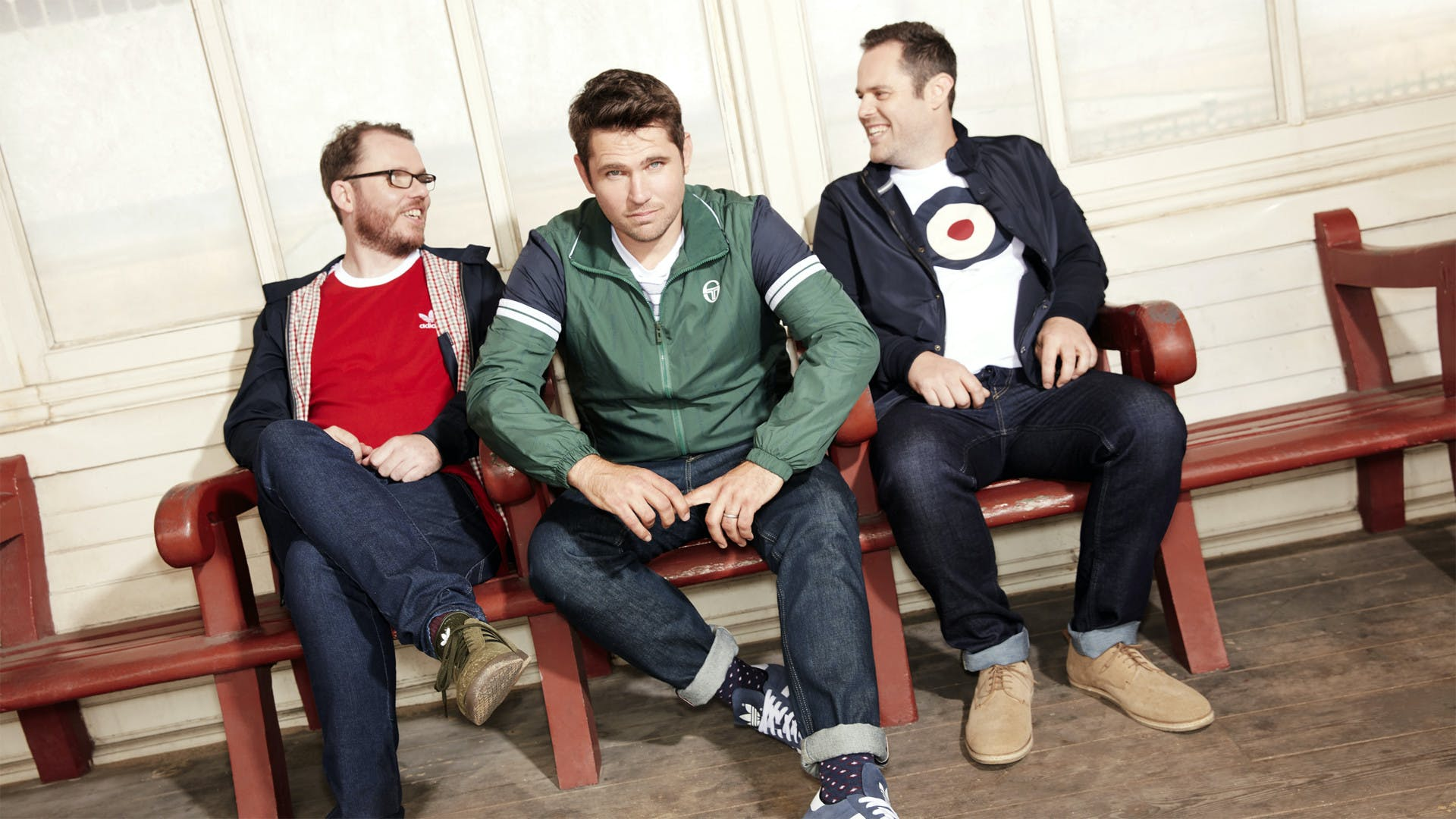Sold Out: Scouting For Girls