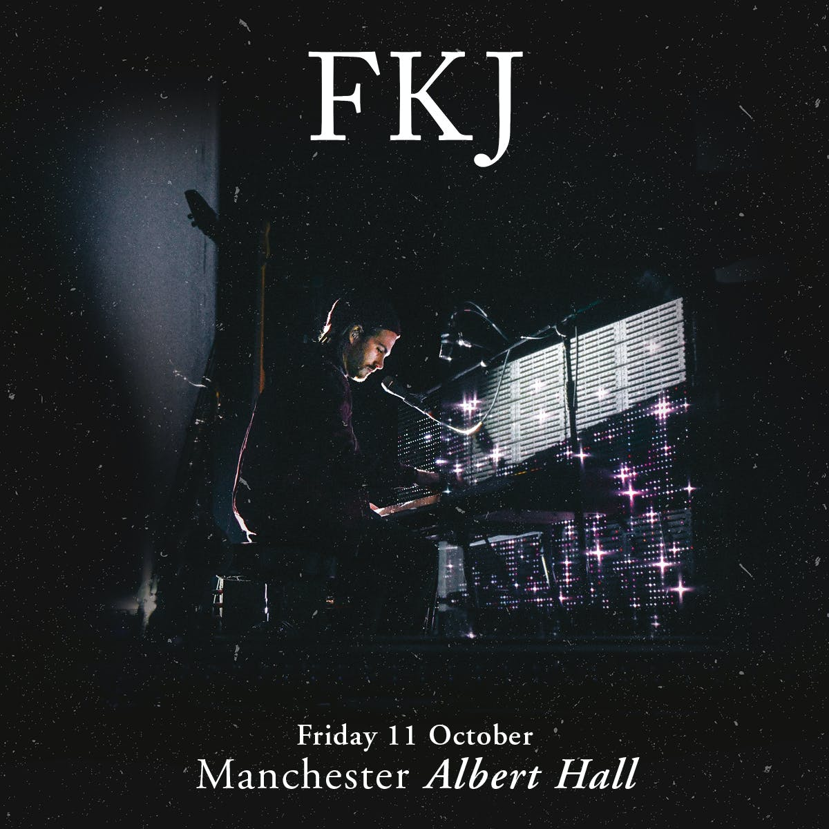 HOT TICKET: FKJ, Hypnosis & more….
