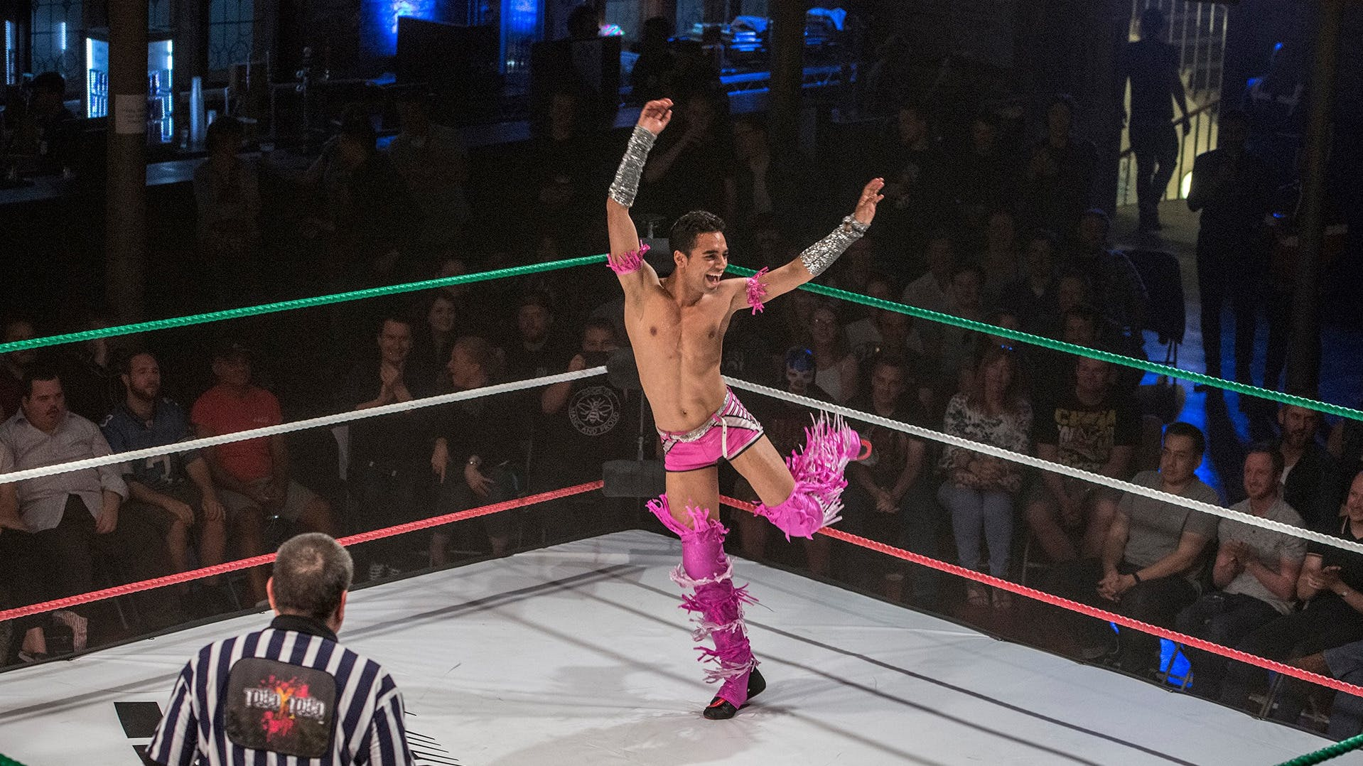 Shot List 32: When Lucha Libre visited