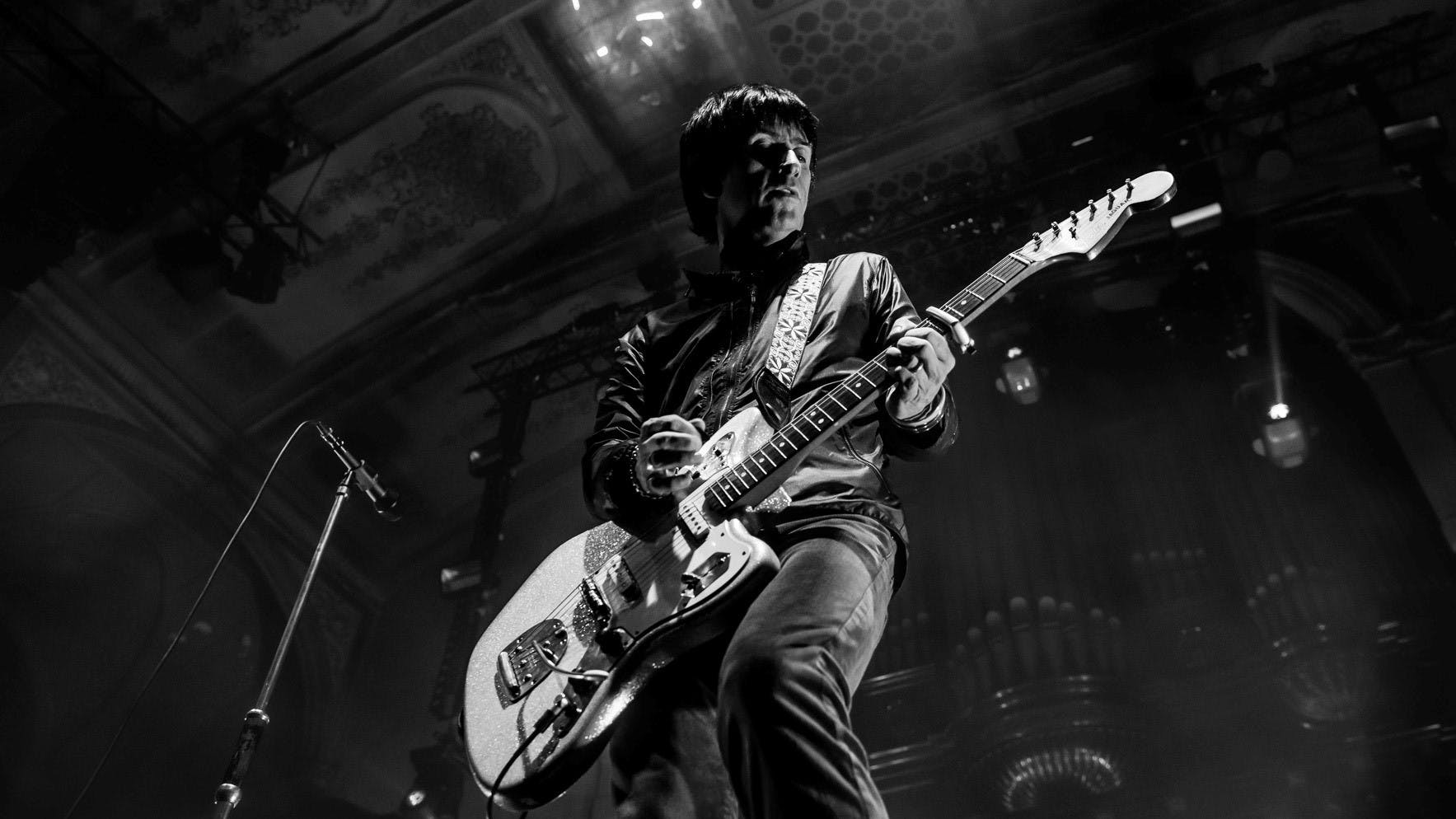 SHOT LIST 33: JOHNNY MARR