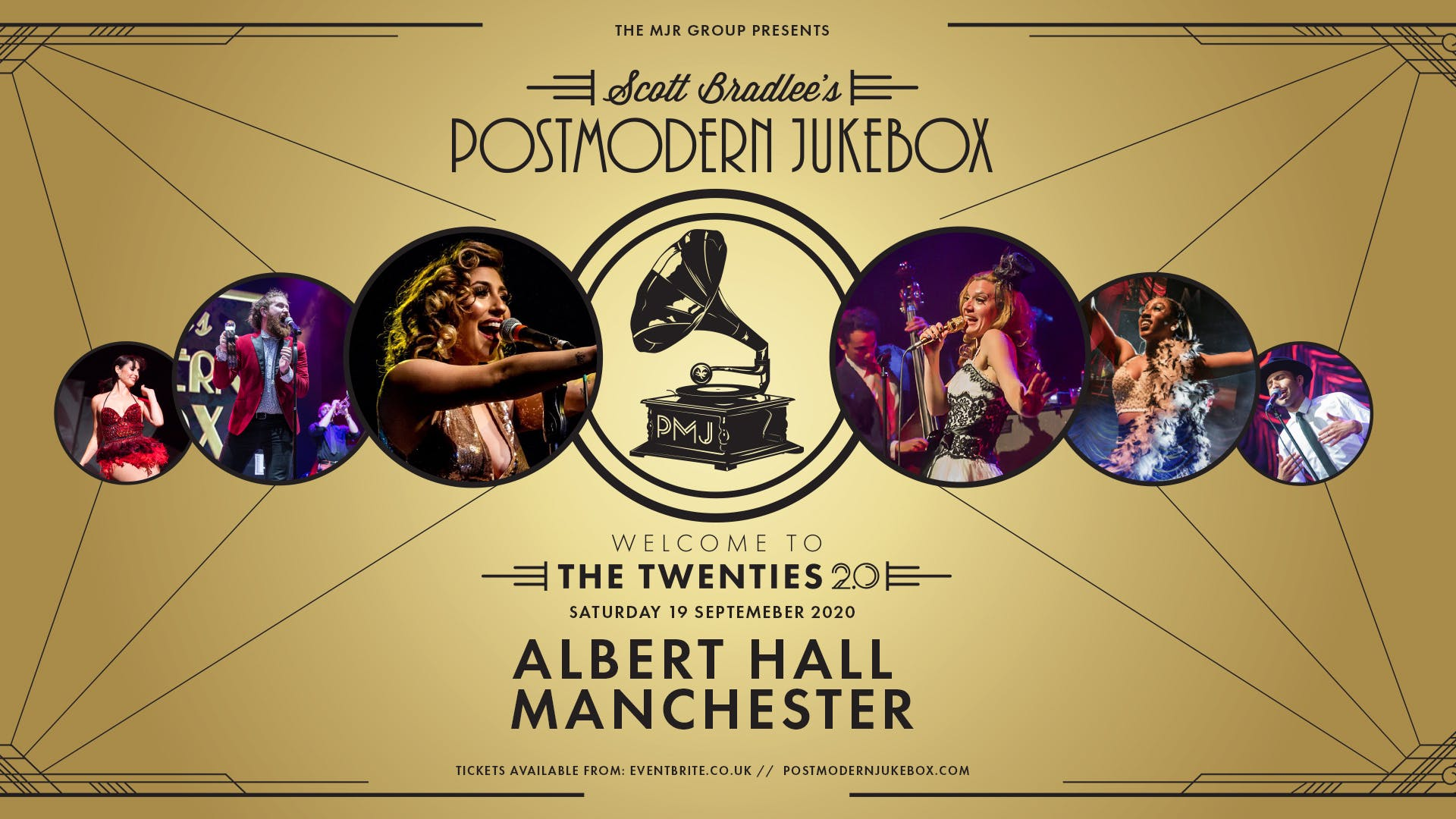 Scott Bradlees Postmodern Jukebox
