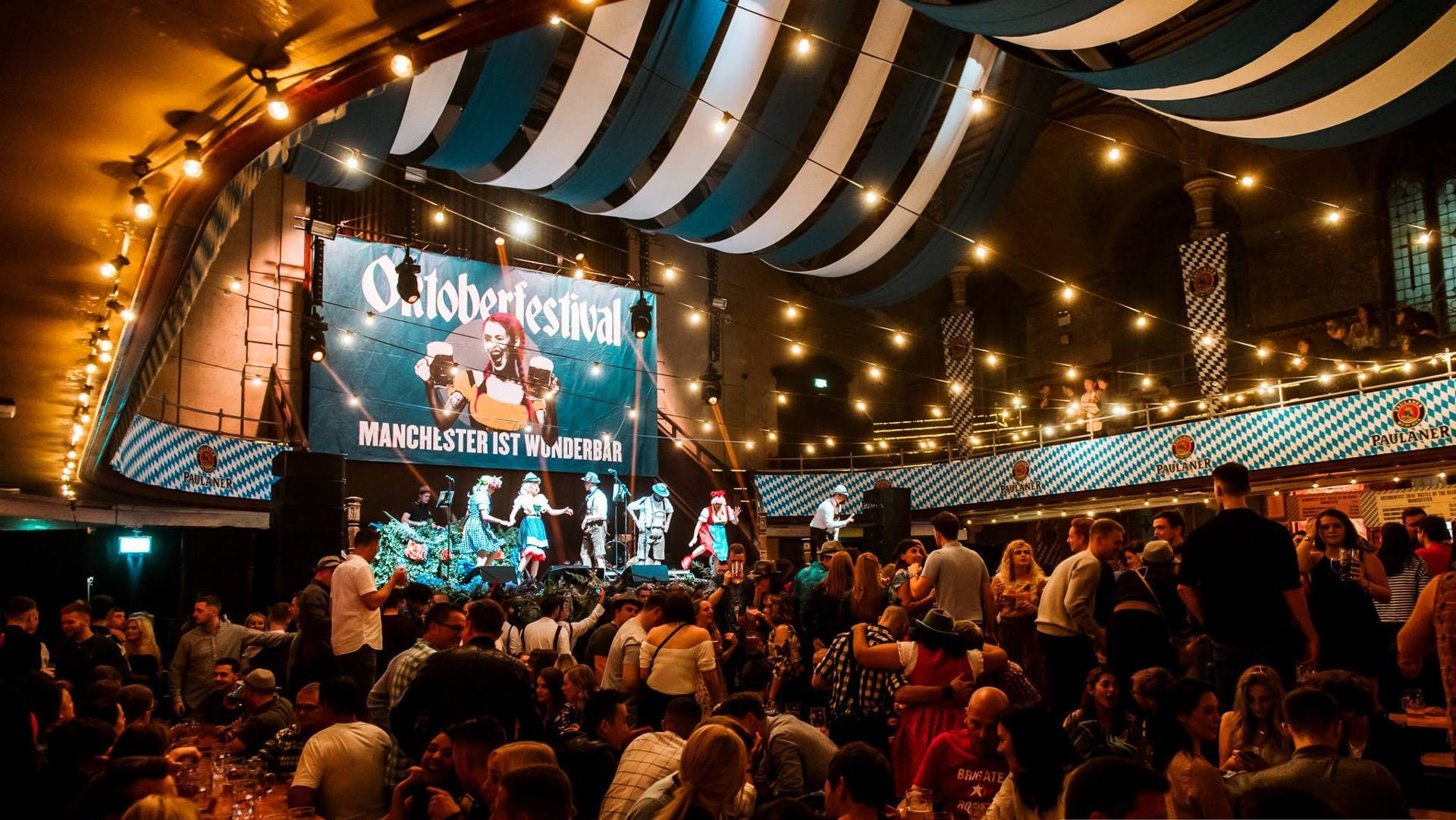 OKTOBERFEST 2020: SATURDAY EVENING