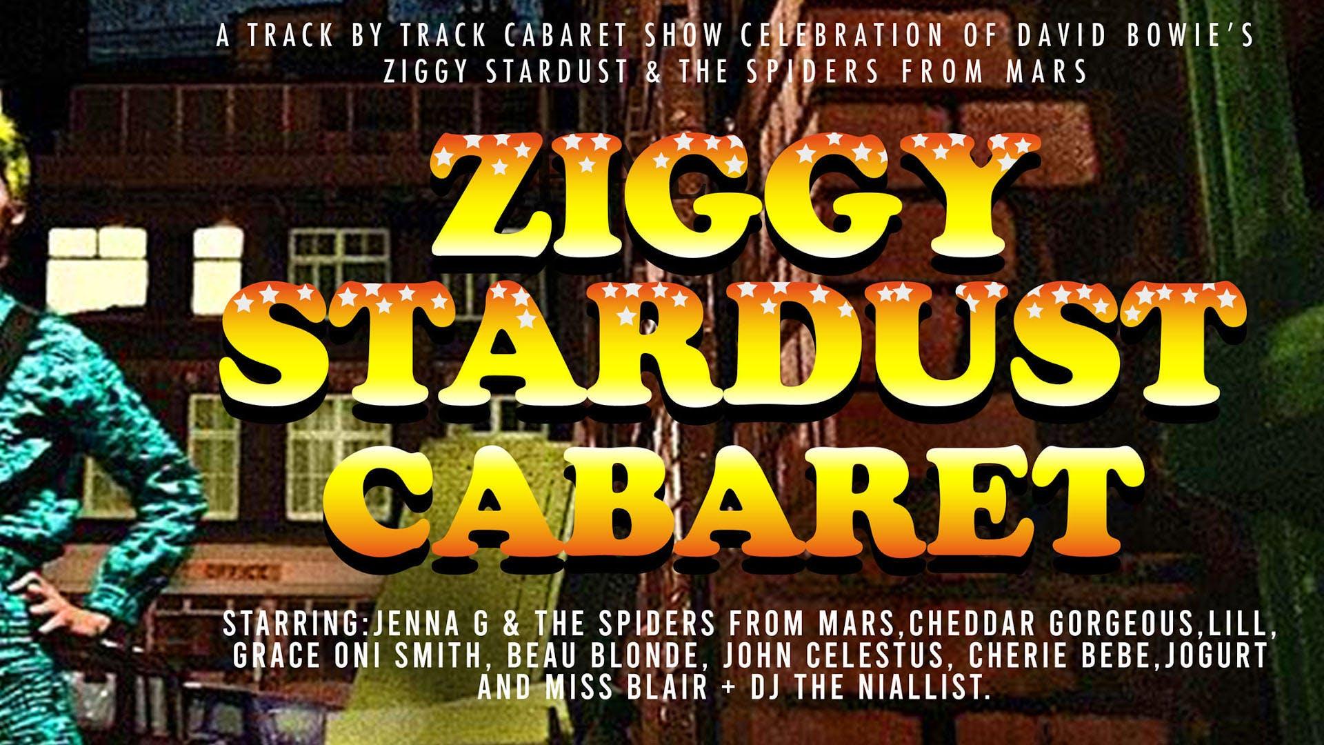 ZIGGY CABARET: THE PERFORMERS