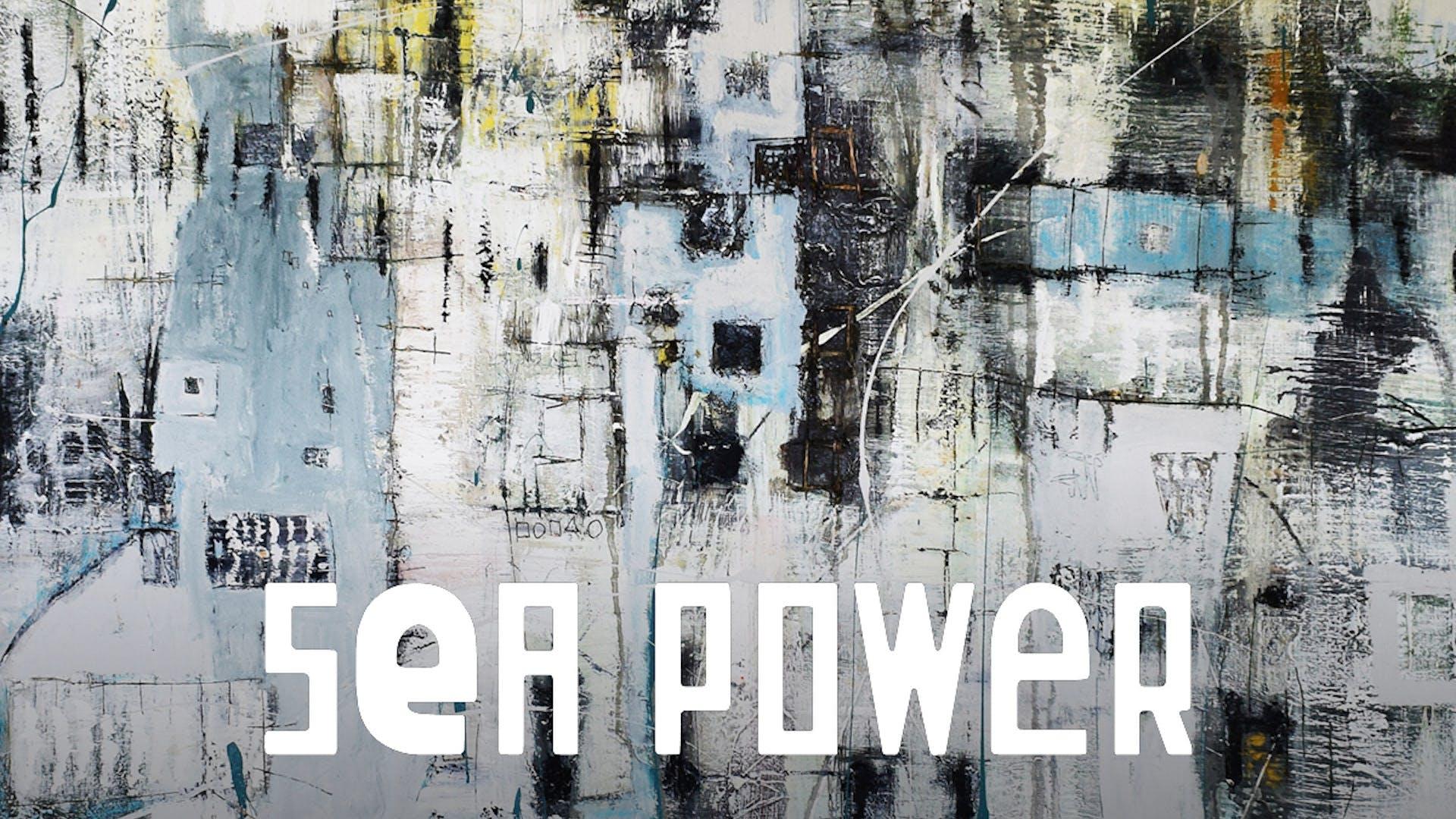 ON SALE NOW: SEA POWER!