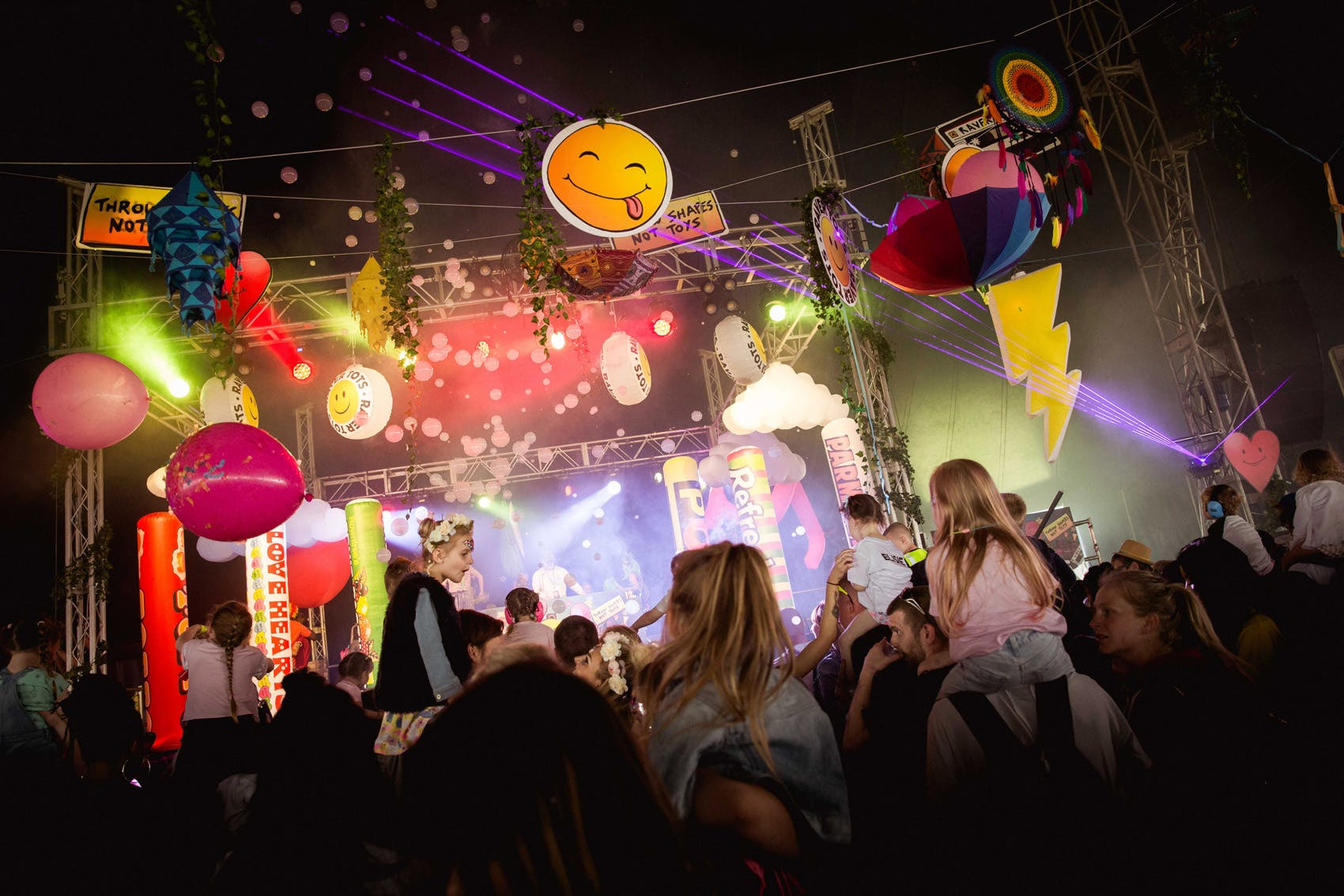 Raver Tots Returns with a summer of fun filled festivals around the UK.
